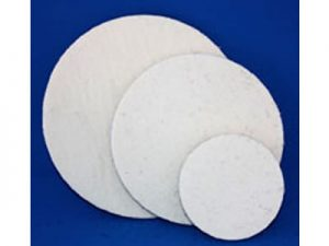 GlassRenu Glass Restoration System Glass Polishing Pads (White)