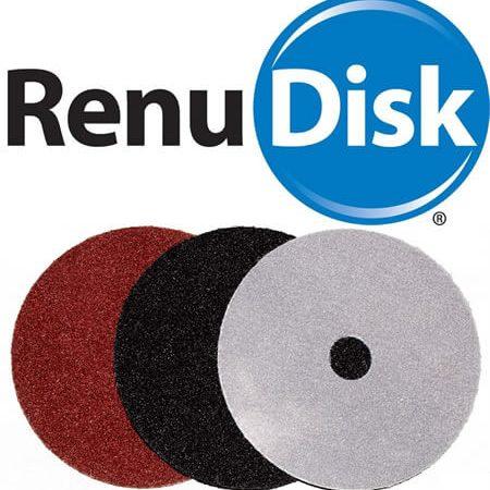 GlassRenu Glass Scratch Repair Renu Disks for Grinding Glass