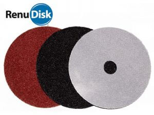 GlassRenu Glass Restoration System Renu Disks for Grinding Glass