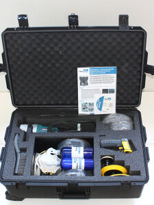 GlassRenu Glass Scratch Removal Kit Open Box