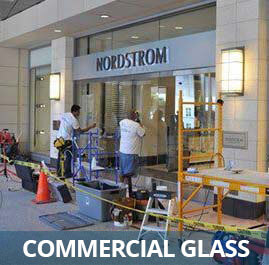 Storefront Glass Restoration by GlassRenu